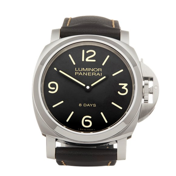 Panerai Luminor 8 Day Stainless Steel - PAM00560