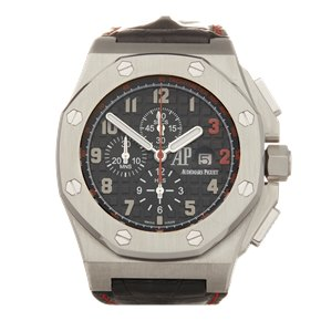 Audemars Piguet Royal Oak Offshore SHAQ Stainless Steel - 26133ST.00.A101CR.01