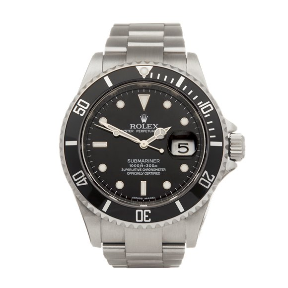 Rolex Submariner Stainless Steel - 16610