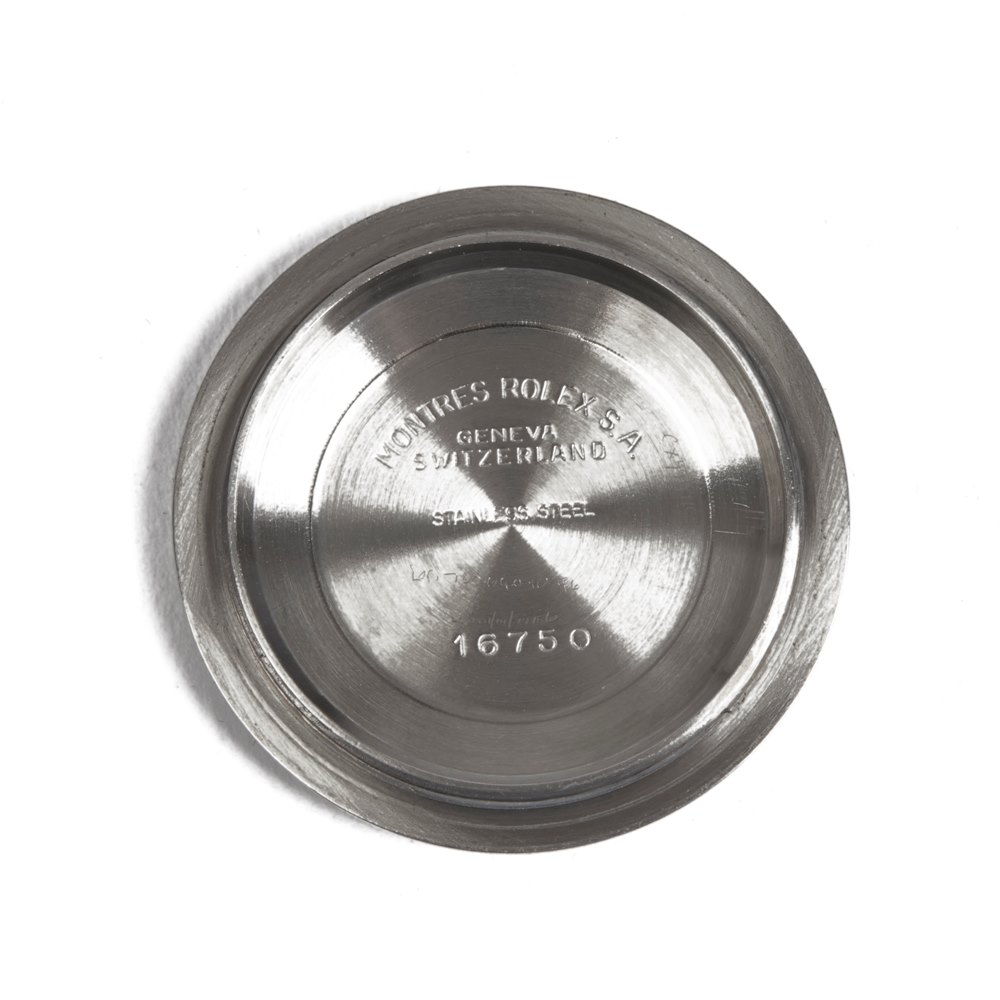 Rolex GMT-Master Pepsi Stainless Steel 16750