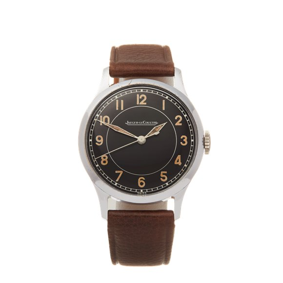 Jaeger-LeCoultre Cal.P468 Stainless Steel - Cal.P468