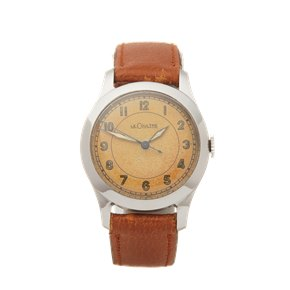 Jaeger-LeCoultre Cal.460 Stainless Steel - Cal.450