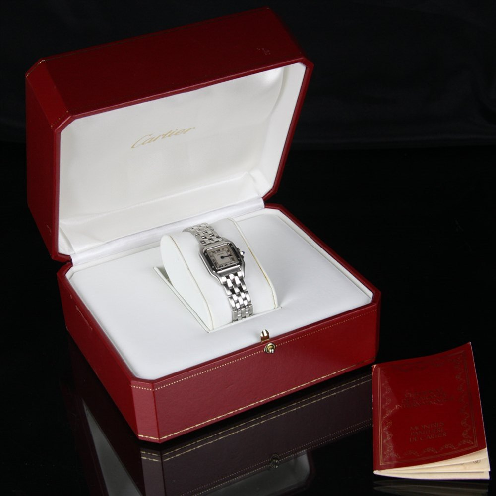 Cartier Panthère Stainless Steel W25033P5