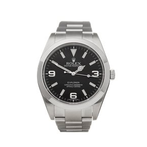 Rolex Explorer I Stainless Steel - 214270