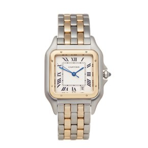 Cartier Panthère Steel & Yellow Gold - 1100