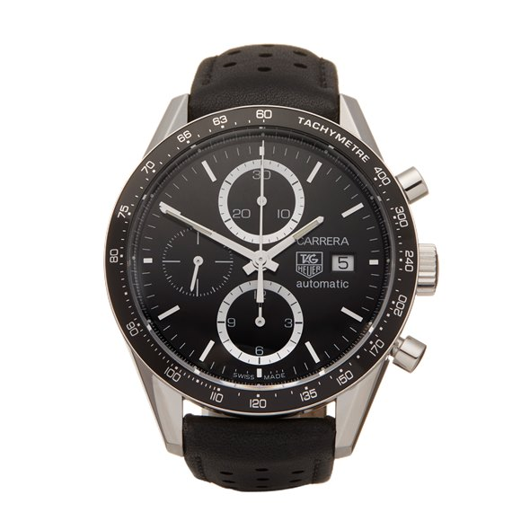 Tag Heuer Carrera Stainless Steel - CV2010