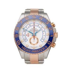 Rolex Yacht-Master II Chronograph Stainless Steel & Rose Gold - 116681