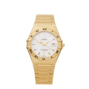 Omega Constellation 18K Yellow Gold - 1182.70.00