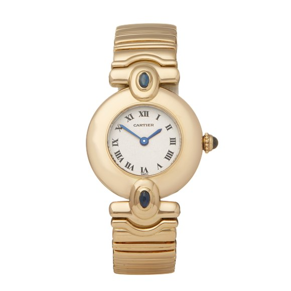 Cartier Colisee 18k Yellow Gold - 1989