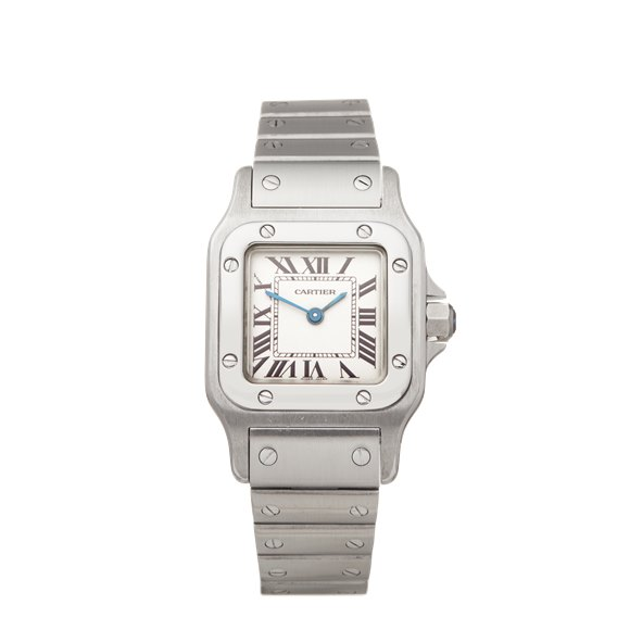 Cartier Santos Galbee Stainless Steel - W20056D6 or 1565