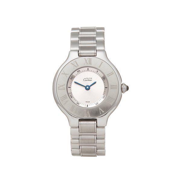 Cartier Must de 21 Stainless Steel - 1340