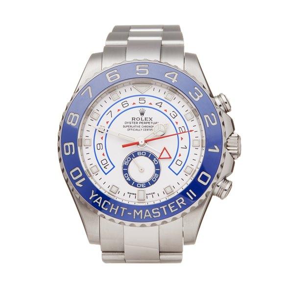 Rolex Yacht-Master II Stainless Steel - 116680