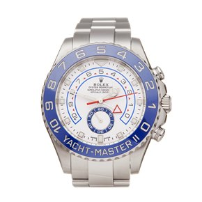 Rolex Yacht-Master II Chronograph Stainless Steel - 116680