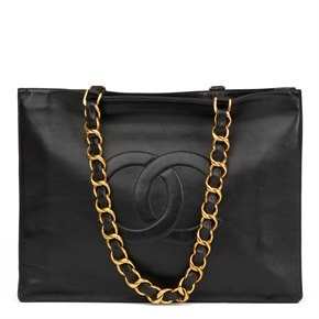 c3fe8794ba6e Chanel. Jumbo XL Timeless Shopping Tote