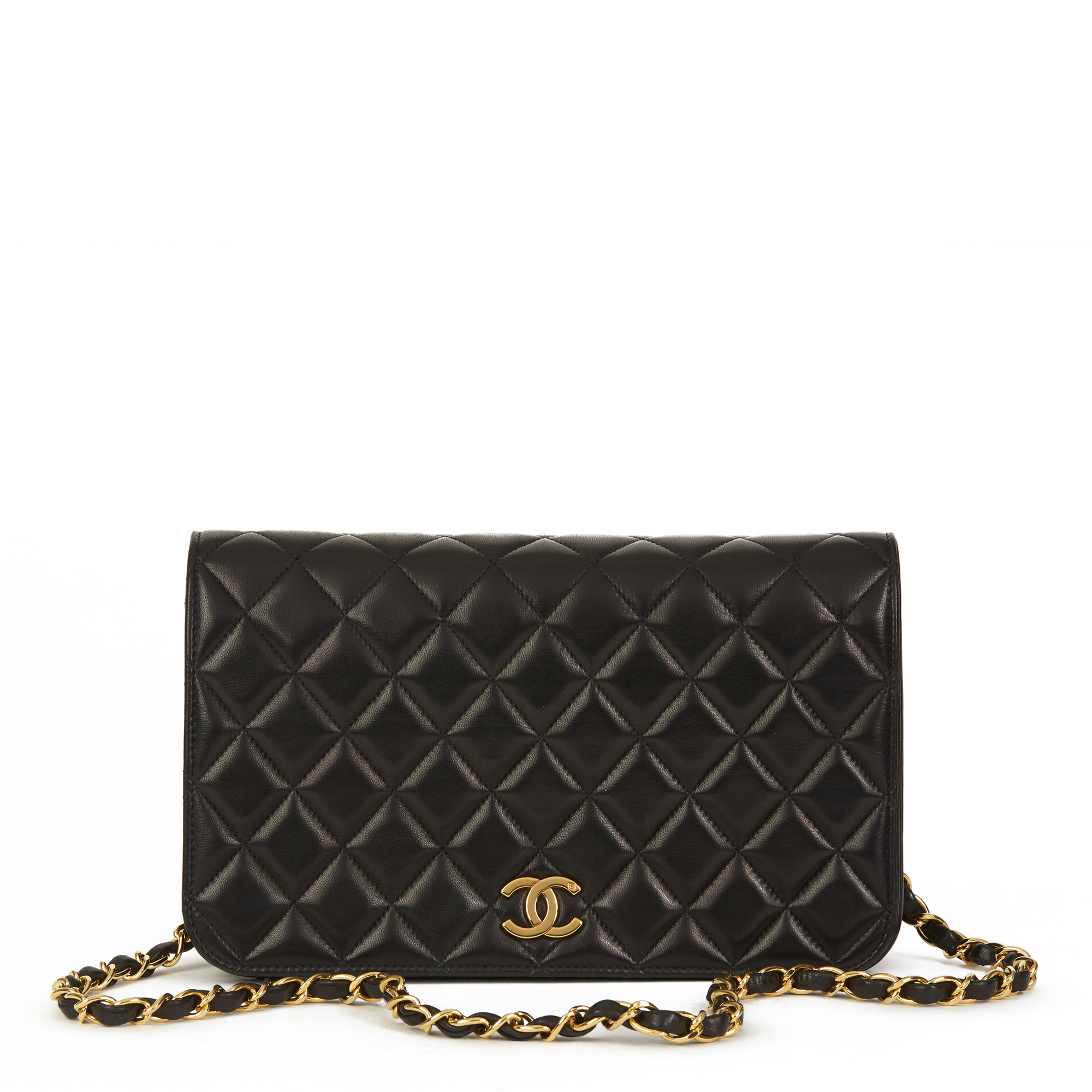 6df7e254cfa1 Chanel Small Black Quilted Handbag - Best Quilt Grafimage.co