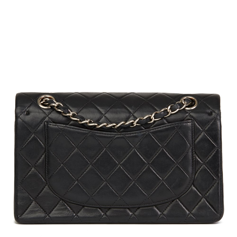 5f09a09ffea31f Chanel Small Classic Double Flap Bag 2000 HB2618 | Second Hand Handbags