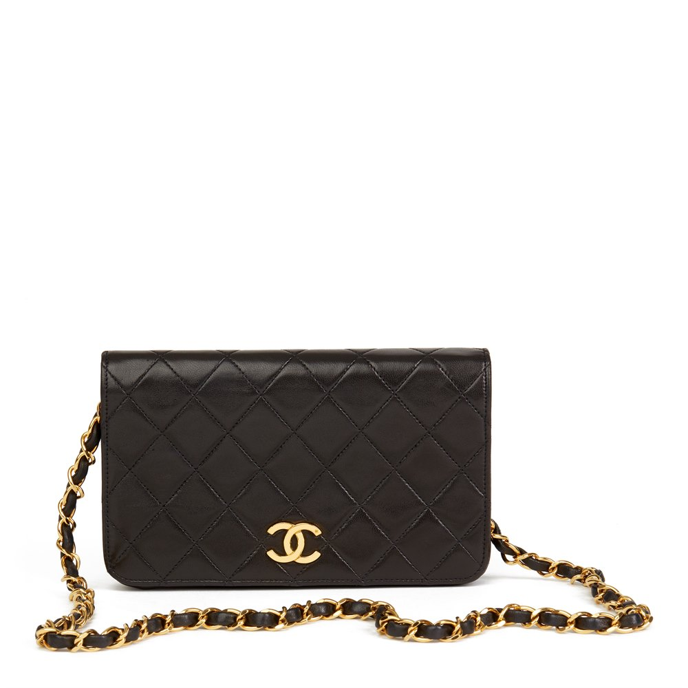 Chanel Mini Flap Bag 1991 Hb2630