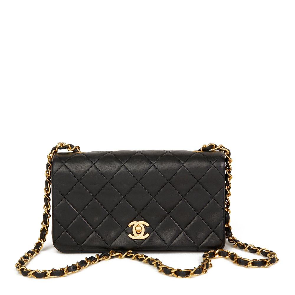 Chanel Mini Flap Bag 1989 Hb2631