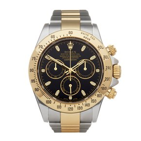 Rolex Daytona Chronograph 18k Stainless Steel & Yellow Gold - 116523