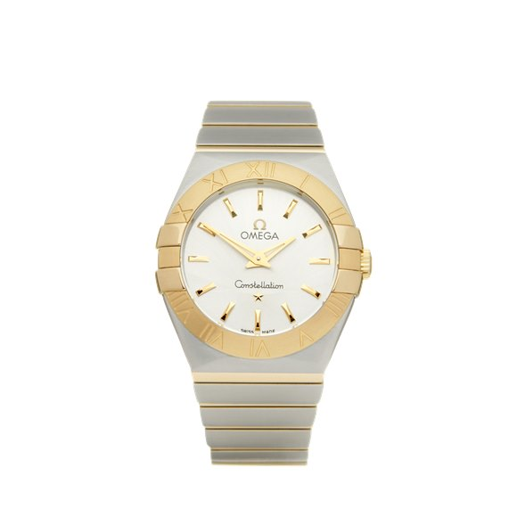 Omega Constellation Stainless Steel & Yellow Gold - 123.20.27.60.02.004