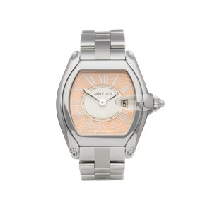 Cartier Roadster Stainless Steel - W62054V3 or 2675