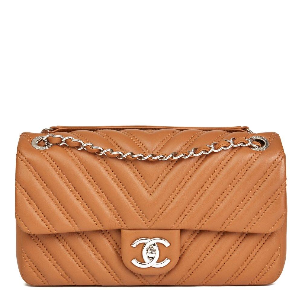 2adf3d71bea06c Chanel Large Chevron Quilted Flap Bag - Best Quilt Grafimage.co