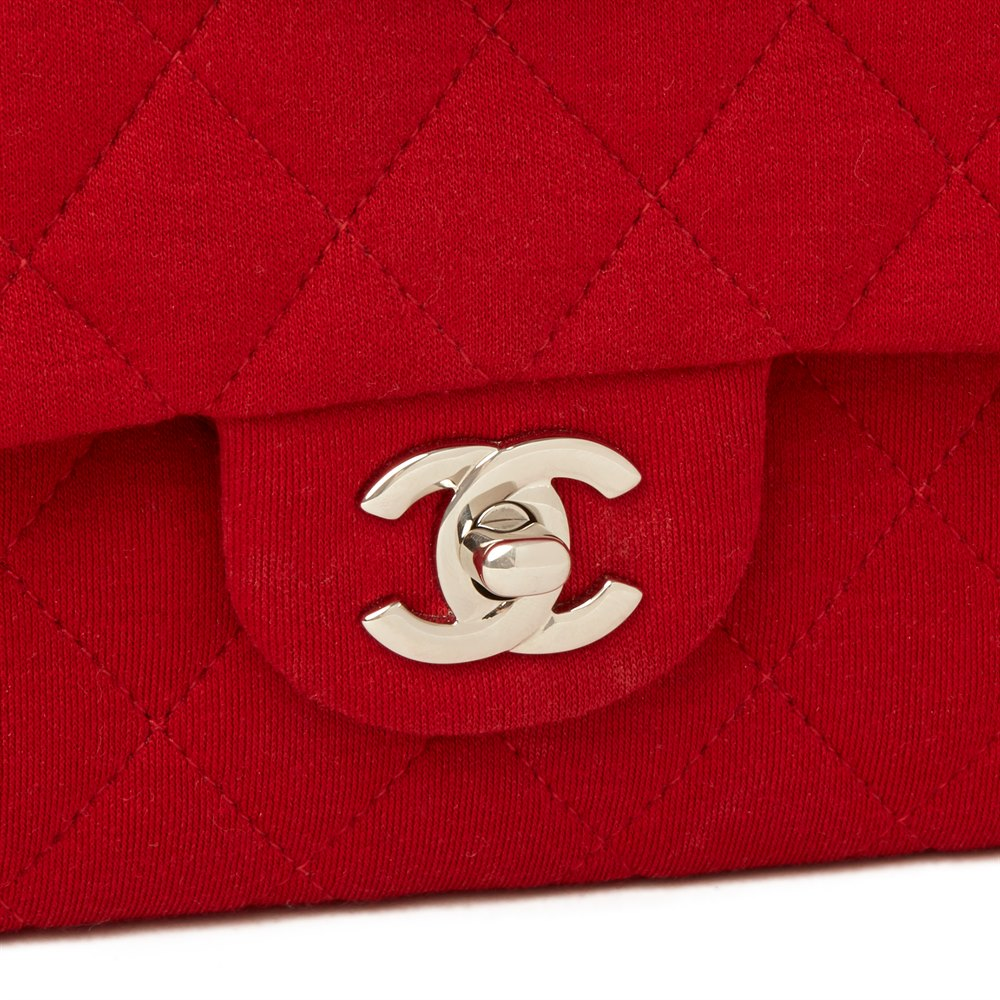 88b82c88c617 Chanel Medium Classic Double Flap Bag 2015 HB2682 | Second Hand Handbags