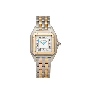Cartier Panthère Steel & Yellow Gold - 1120