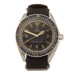 Omega  Roestvrij Staal