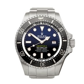 Rolex Sea-Dweller Deepsea Deep Blue Stainless Steel - 116660