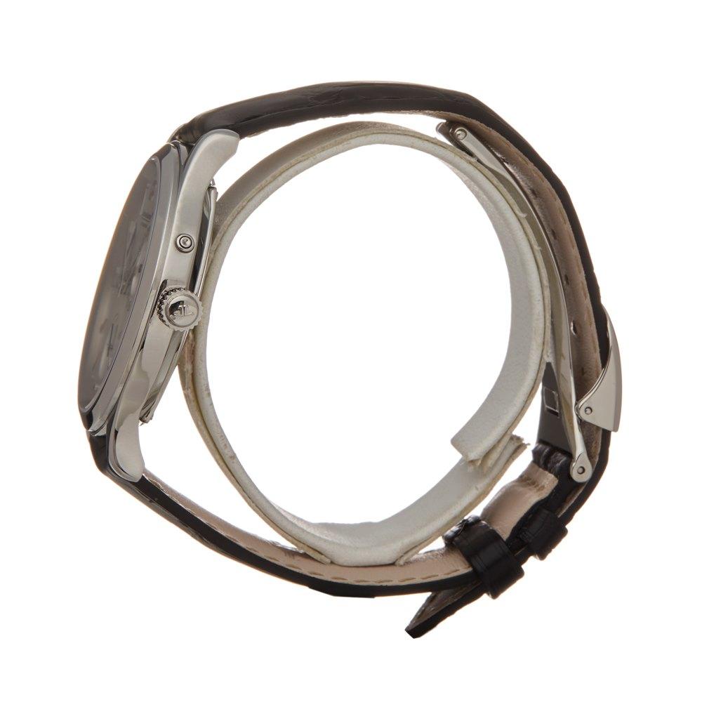 Jaeger-LeCoultre Reserve De Marche Stainless Steel 140.8.93