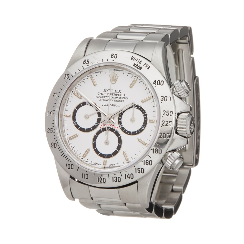Rolex Daytona Floating Cosmograph Stainless Steel - 16520 Stainless Steel 16520