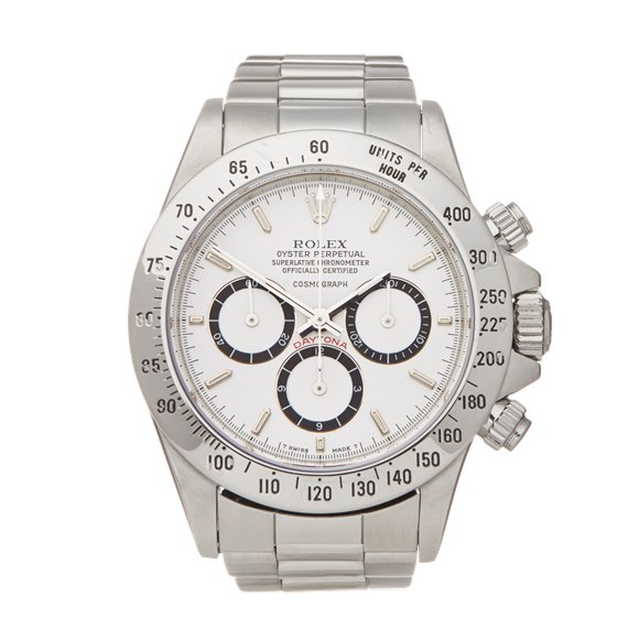 Rolex Daytona Floating Cosmograph Stainless Steel - 16520