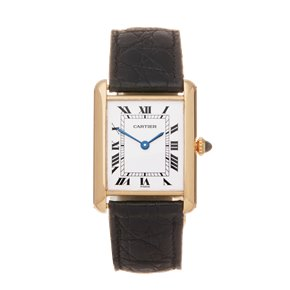 Cartier Tank 18K Yellow Gold - 81720552