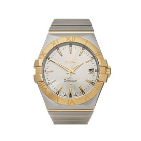 Omega Constellation Stainless Steel & 18K Yellow Gold - 12320356002002
