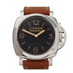 Panerai Luminor Stainless Steel - PAM00372