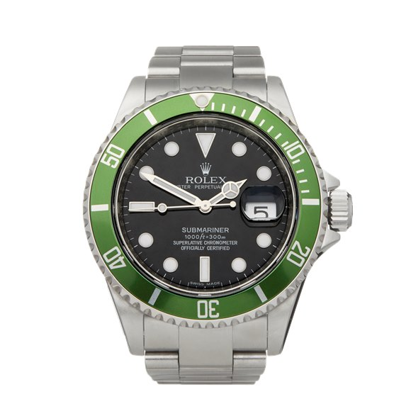 Rolex Submariner Stainless Steel - 16610LV