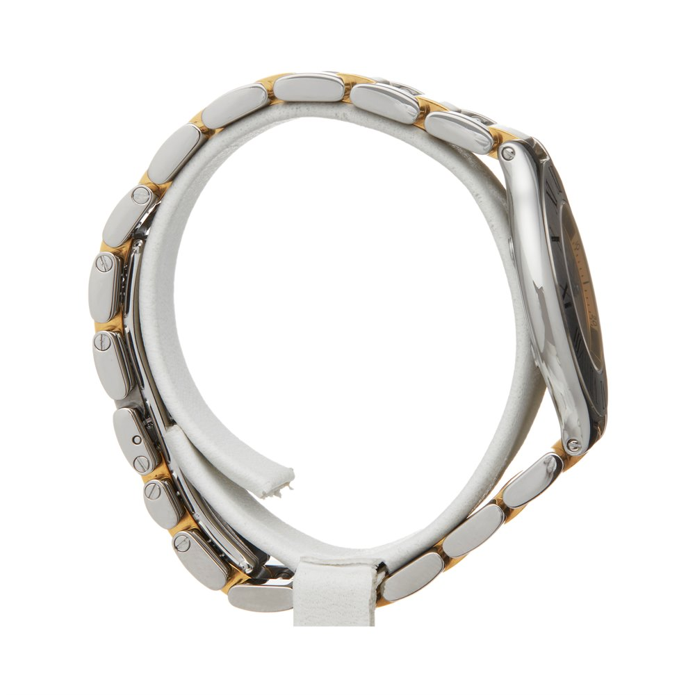 Cartier Must de 21 Stainless Steel & Yellow Gold W10074R6 or 1330