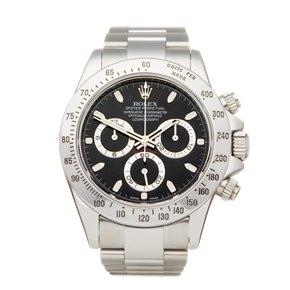 Rolex Daytona Chronograph Stainless Steel - 116520