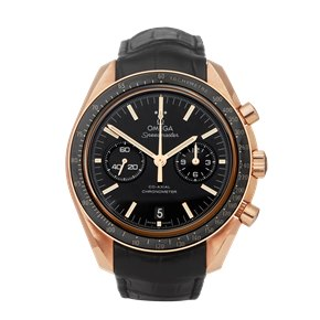 Omega Speedmaster Moon Watch 18K Rose Gold - 31163445101001