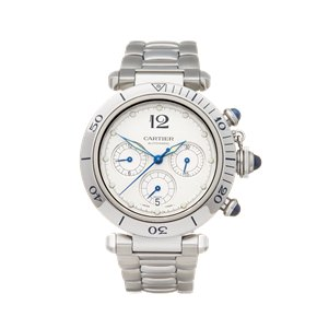 Cartier Pasha de Cartier Stainless Steel - 2113
