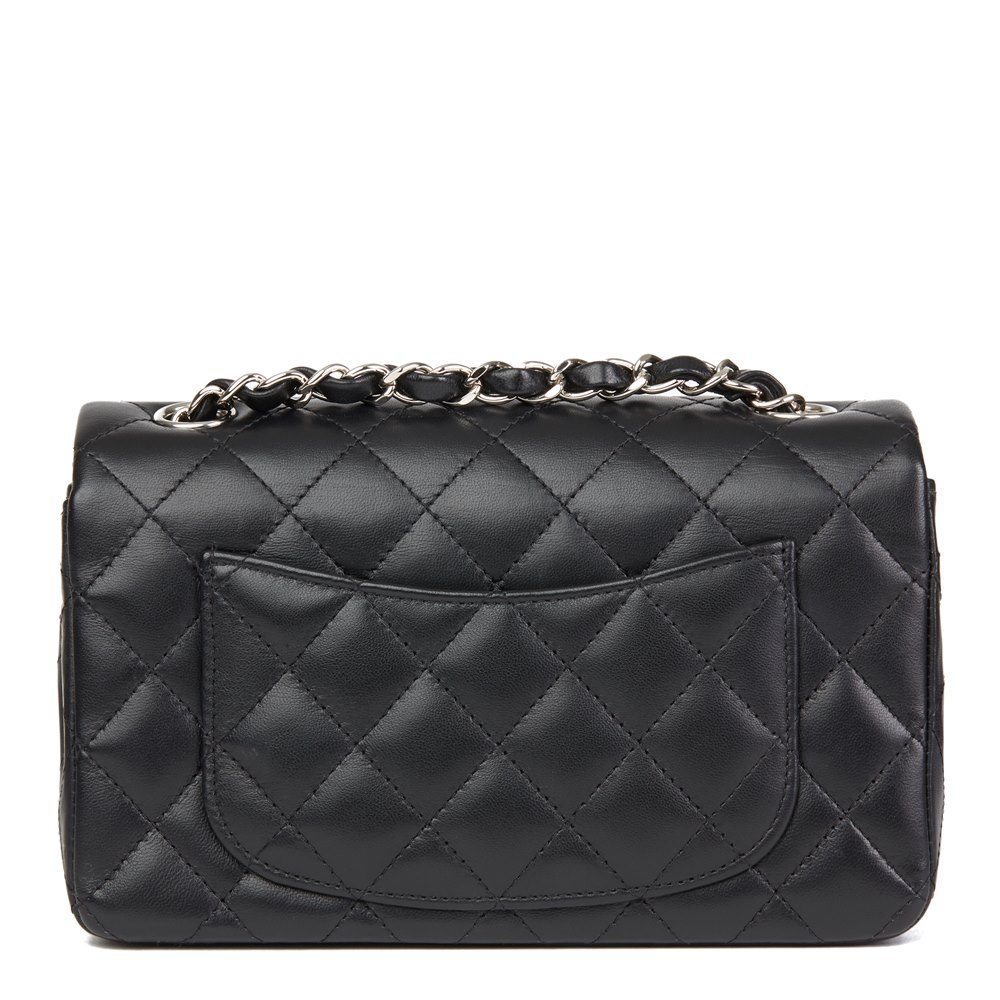 a4b7ebce855a Chanel Rectangular Mini Flap Bag 2019 HB2694 | Second Hand Handbags