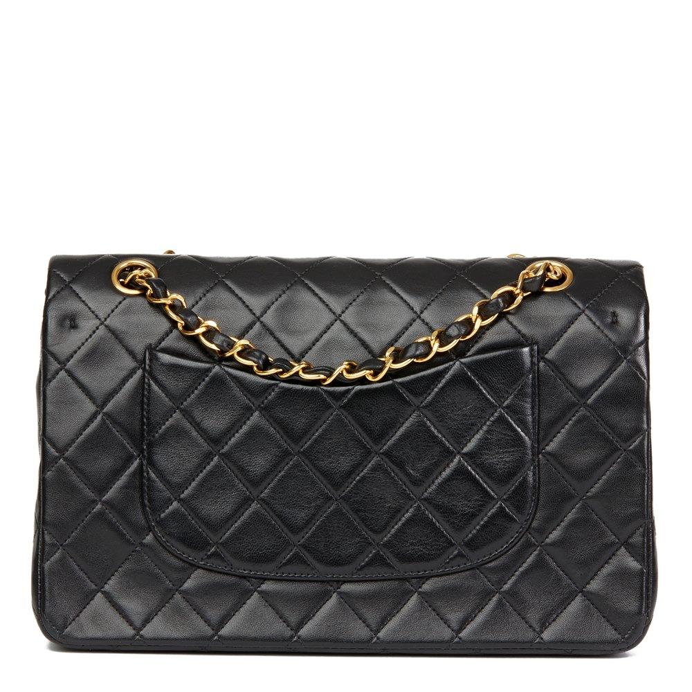 d5d512ef6c1973 Chanel Medium Classic Double Flap Bag 1991 HB2710 | Second Hand Handbags