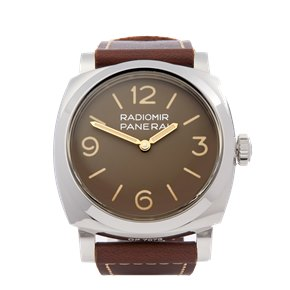 Panerai Radiomir 1940 3 Days Stainless Steel - PAM00662