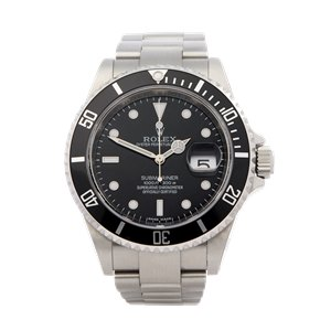 Rolex Submariner NOS Stainless Steel - 16610