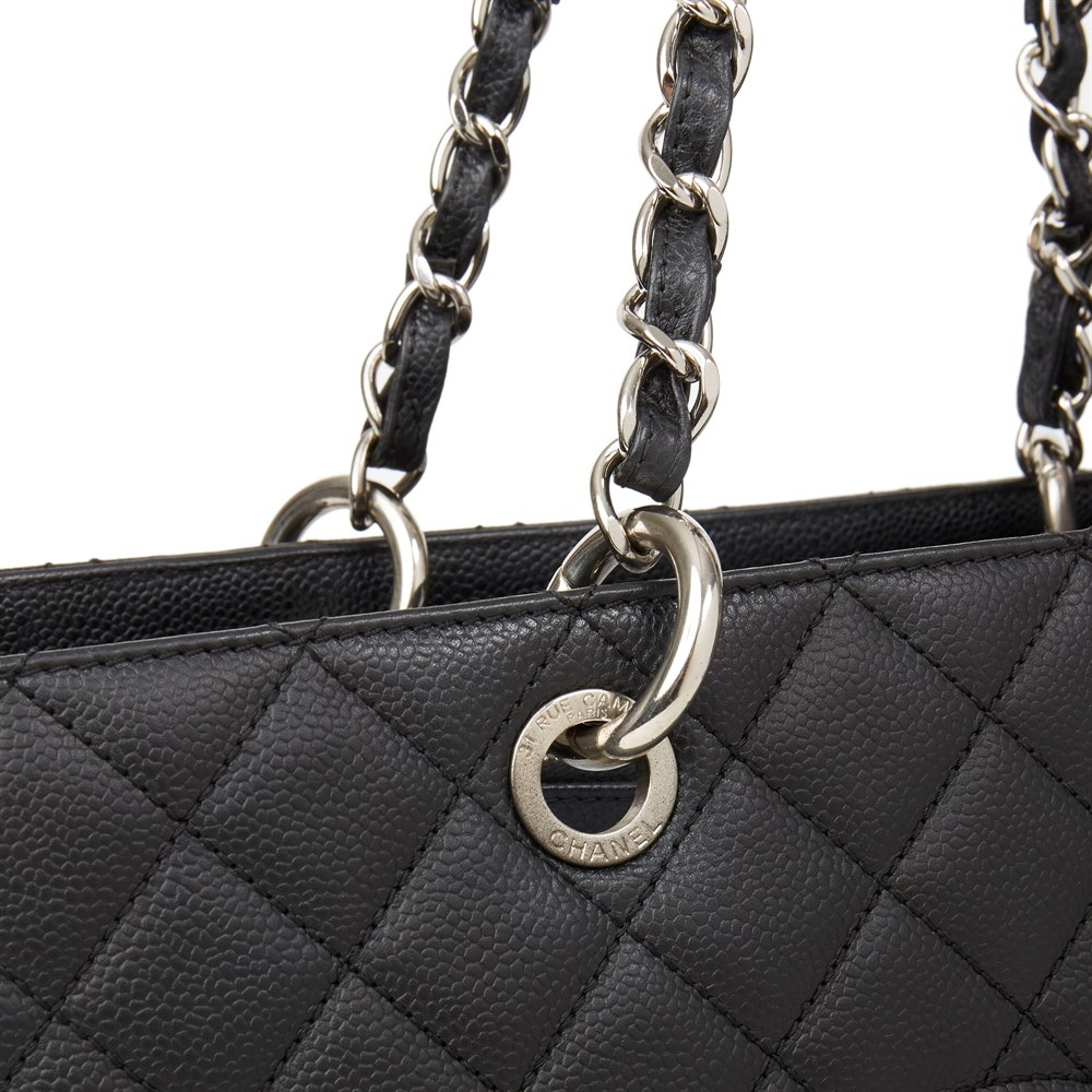 6e81740b359a Chanel Grand Shopping Tote XL 2013 HB2513 | Second Hand Handbags