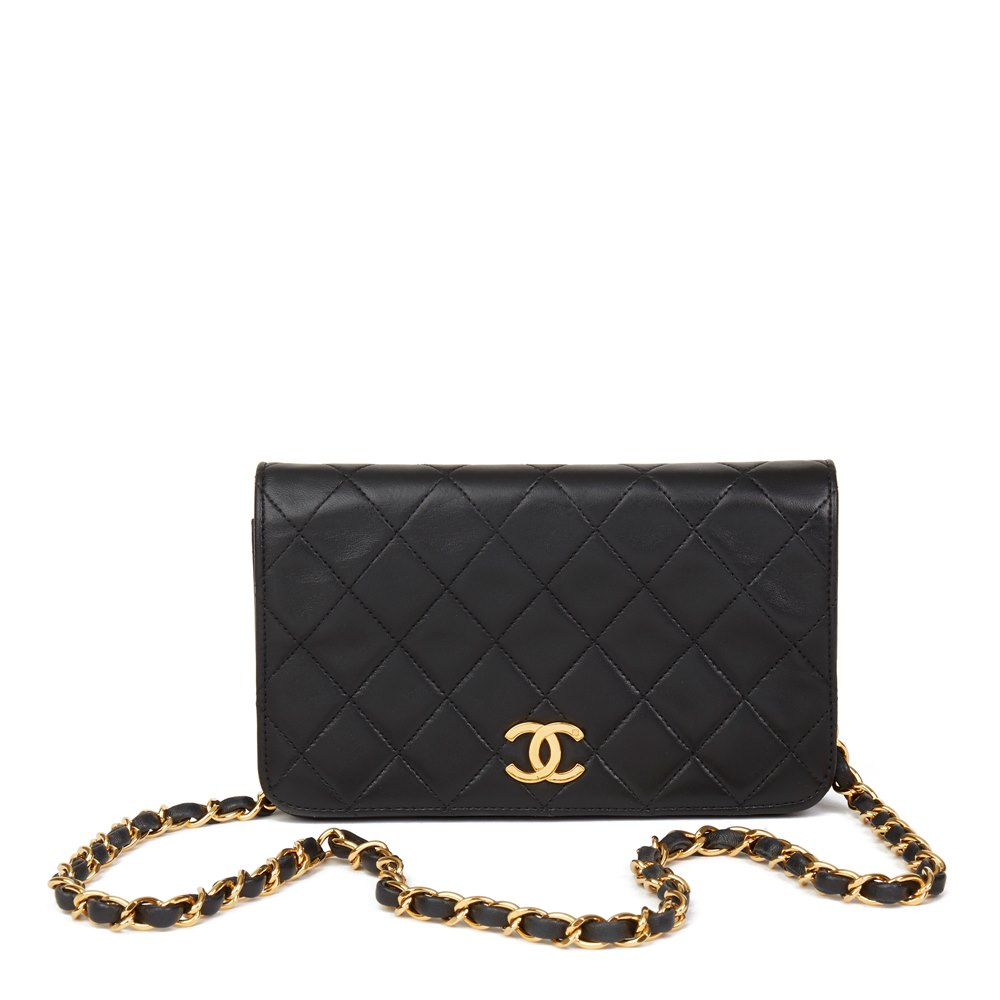 Chanel Mini Flap Bag 1997 Hb2663