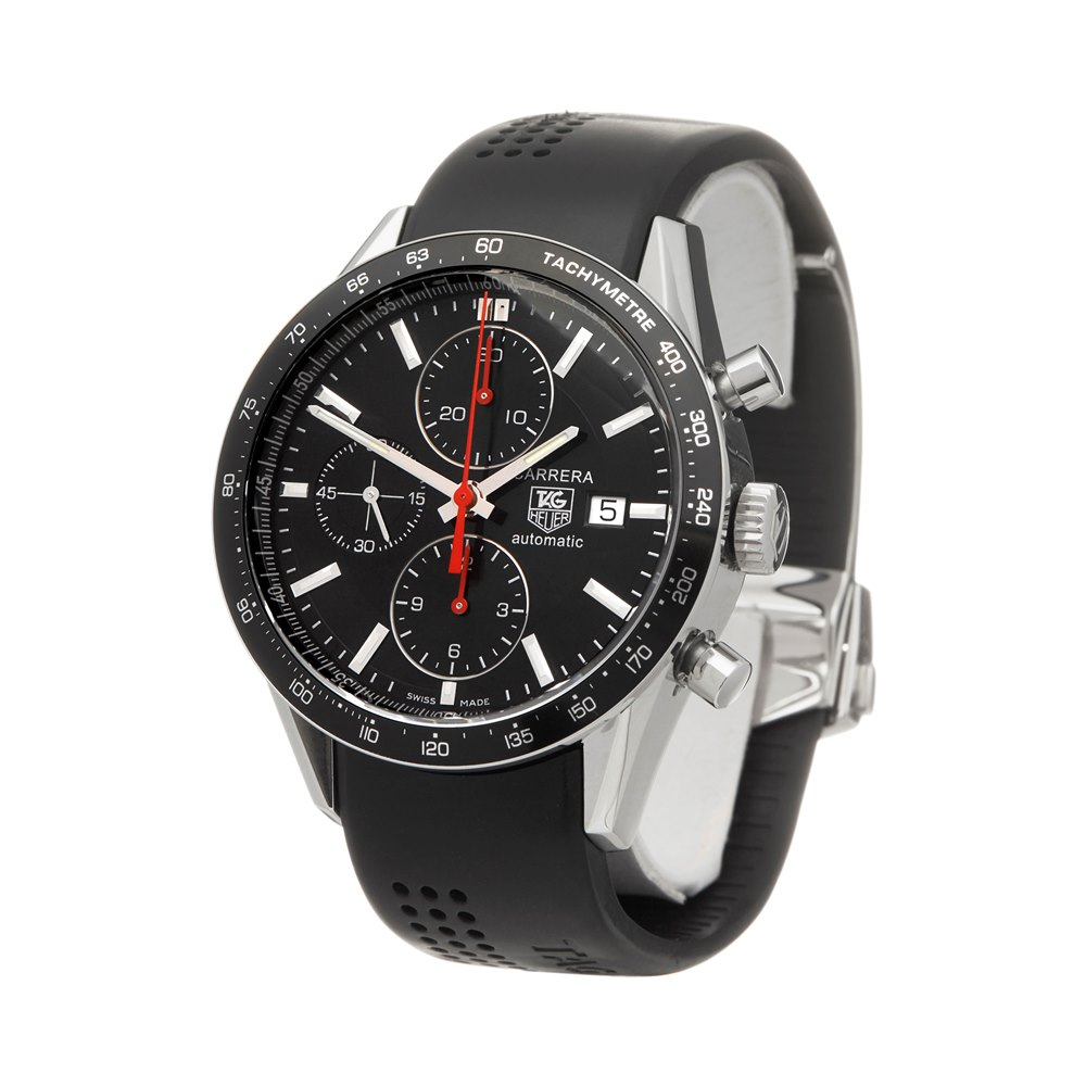 Tag Heuer Carrera Chronograph Stainless Steel CV2014-0