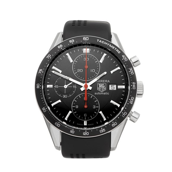Tag Heuer Carrera Chronograph Stainless Steel - CV2014-0