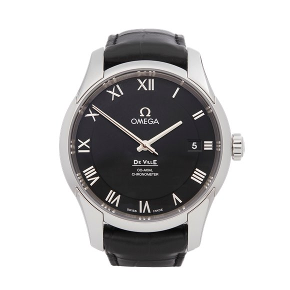 Omega De Ville Co-Axial Stainless Steel - 431.13.41.21.01.001